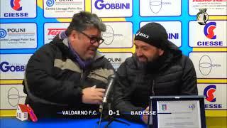 Eccellenza Girone B Valdarno-Badesse 0-1 (TV1)
