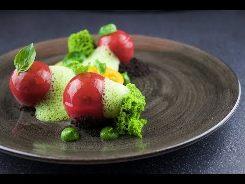 Plating Food | The Tomatoes |