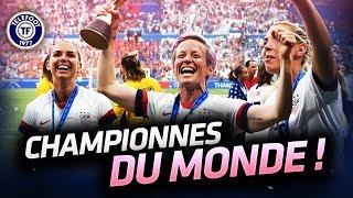 Les USA remportent la Coupe du monde ! - La Quotidienne #519
