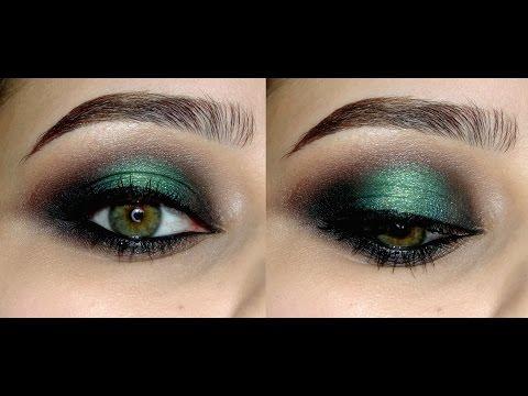 Смоки с зелёным бликом
