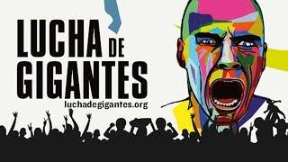 Antonio Vega y LaMari juntos en Lucha de Gigantes | Acción contra el Hambre | TRAILER