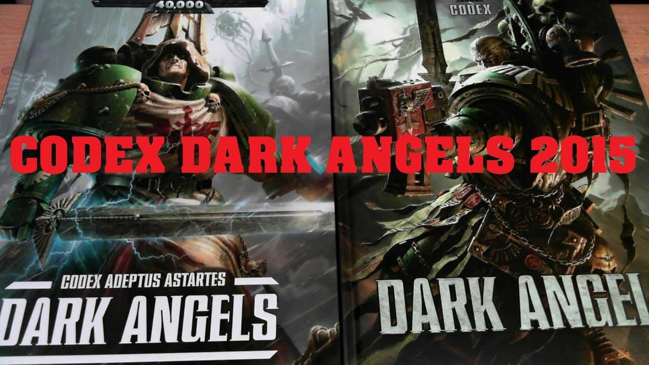 DARK ANGELS CODEX DEUTSCH PDF