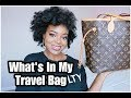 What's In My Travel Bag? | The Basics