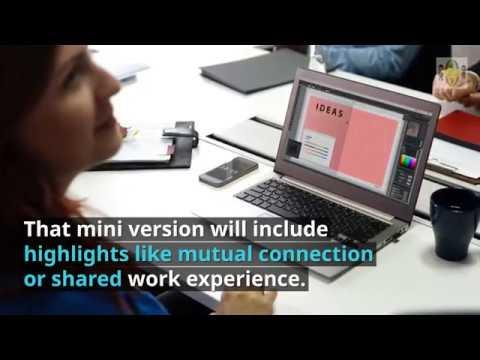 Microsoft Rolls Out LinkedIn Integration In Outlook com