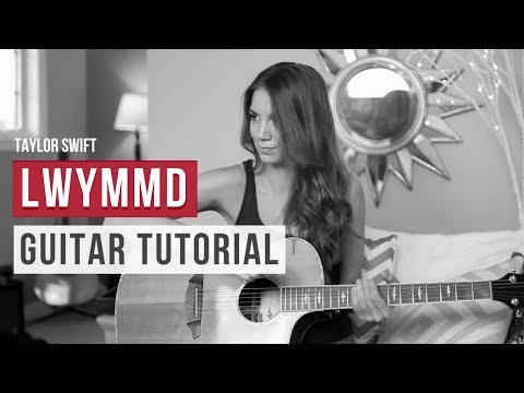 Look What You Made Me Do - Taylor Swift // Guitar Tutorial