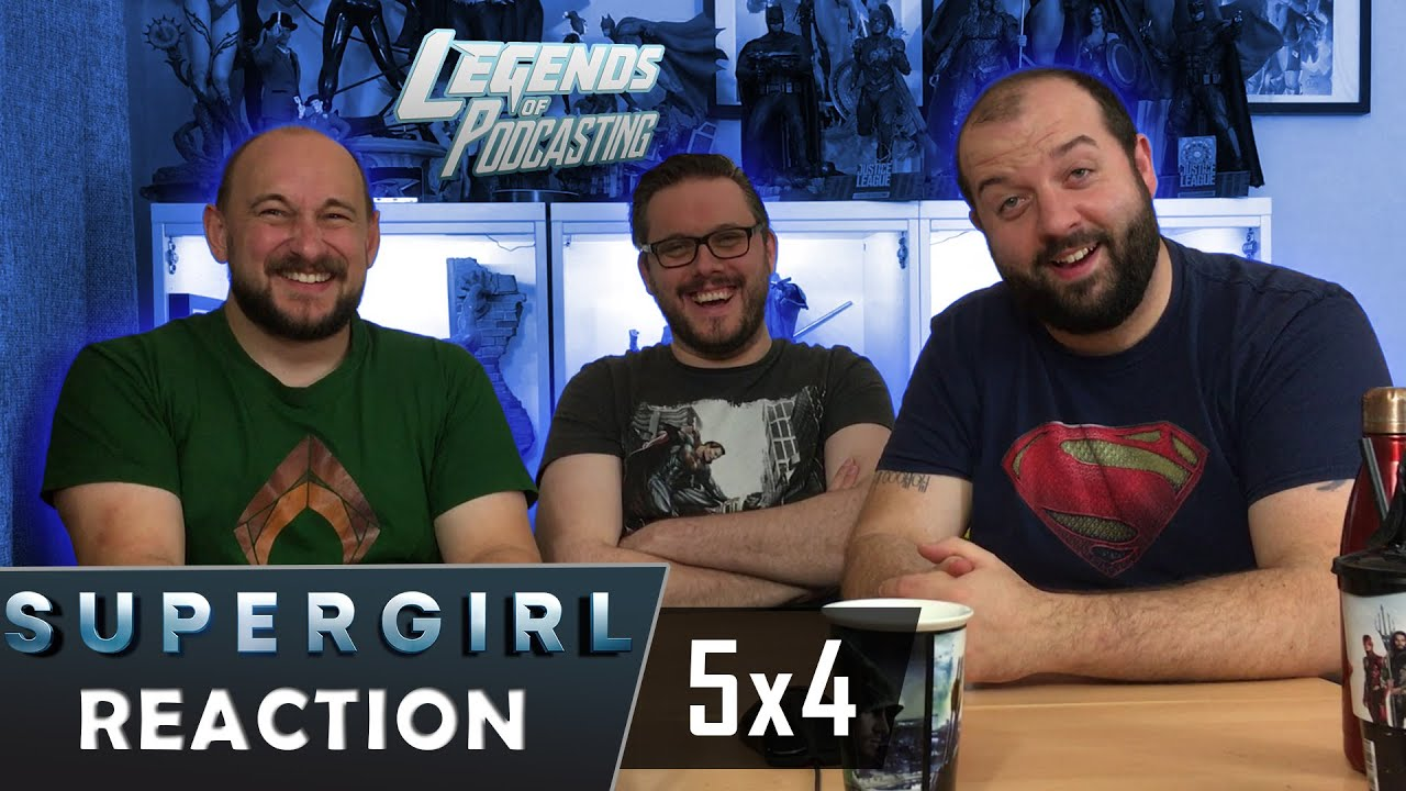 """Download Supergirl 5x4 """"In Plain Sight"""" Reaction 