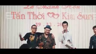 Live FAPTV , Huỳnh Phương, Vinh râu, Thái Vũ  MÃI LÀ ANH EM   đám cưới Kim Suri
