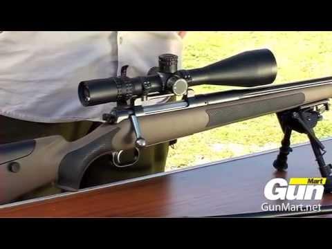 Mauser M03 .338 Blaser Magnum Review