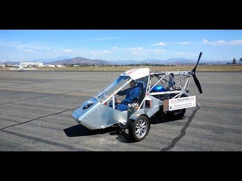 Caravella Aerospace Flying Car Demo