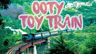 The joy of journey in a Nilgiri Toy Train - Ooty to Coonoor | Travel VLOG Day -3  | Doctor Ruchita thumbnail
