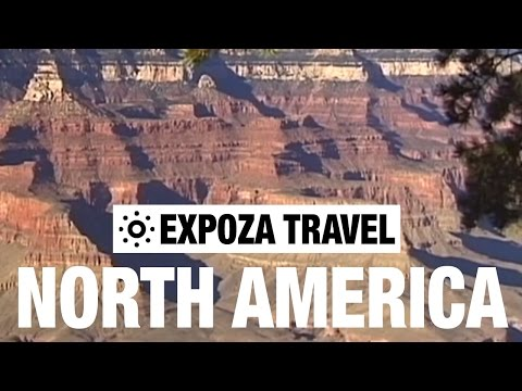 North America - Wonderland of Nature Vacation Travel Video Guide (episode 1)