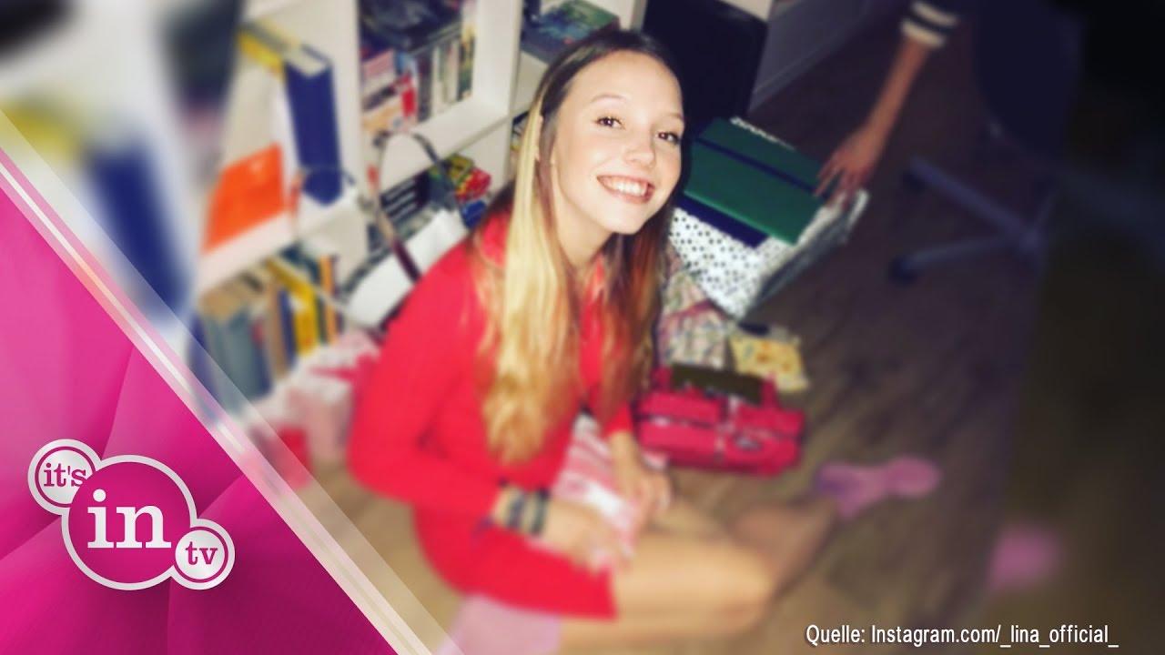 Lina Larissa Strahl So War Ihr 20 Geburtstag Youtube