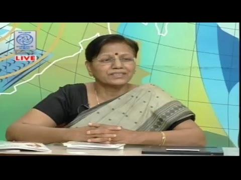 "Live discussion on ""Yoga in school curriculum"" by Prof.Saroj Yadav"