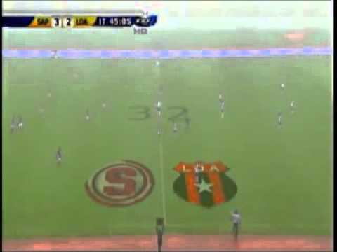 Saprissa vs Liga Deportiva Alajuelense - Final del Torneo de Clausura 2005 ⚽ Goles Manudos from YouTube · Duration:  2 minutes 28 seconds