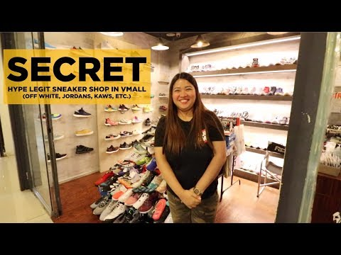 SECRET HYPE & LEGIT SNEAKER SHOP IN GREENHILLS: GOT GOODS (RARE PAIRS!!!)