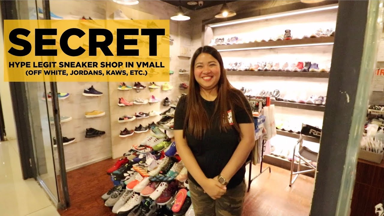 SECRET HYPE   LEGIT SNEAKER SHOP IN GREENHILLS  GOT GOODS (RARE PAIRS!!!) e40ec8032