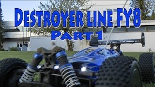 carson destroyer line fy8