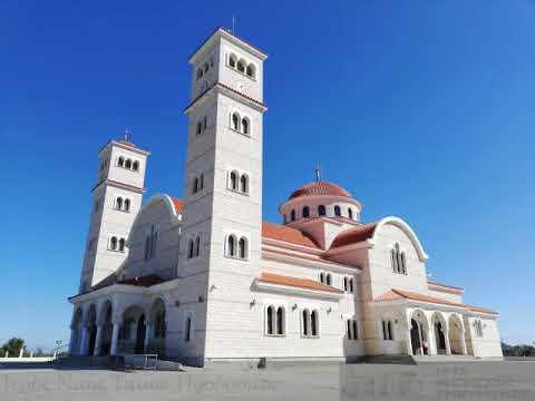 Ιεροί ναοί & εξωκκλήσια Ιεράς Μητρόπολις Τριμυθούντος