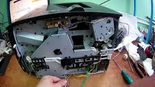 hp laserjet pro 400 m401d , m401dn сильный треск