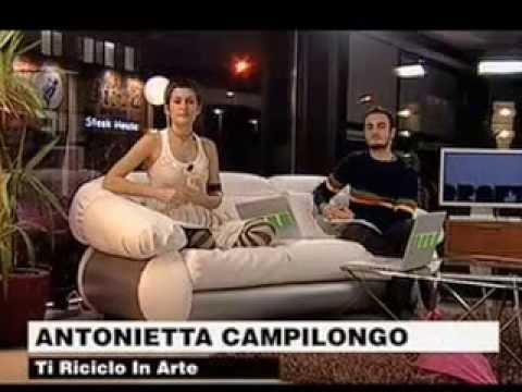 Current TV -  Ti Riciclo in Arte