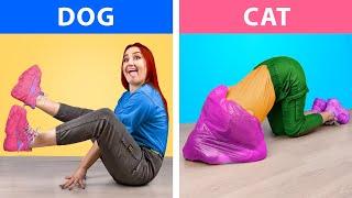 CatFriend vs DogFriend