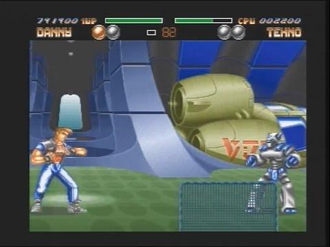 Body Blows (1994) by Team17 Amiga AGA game