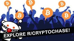 Creating A Cryptocurrency Community On Reddit! (r/CryptoChase)