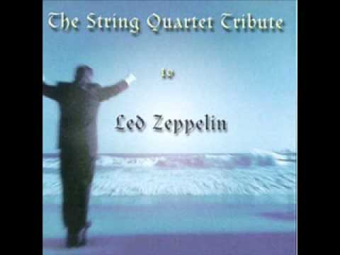 Vitamin String Quartet Tribute to Led Zeppelin - The Immigrant Song