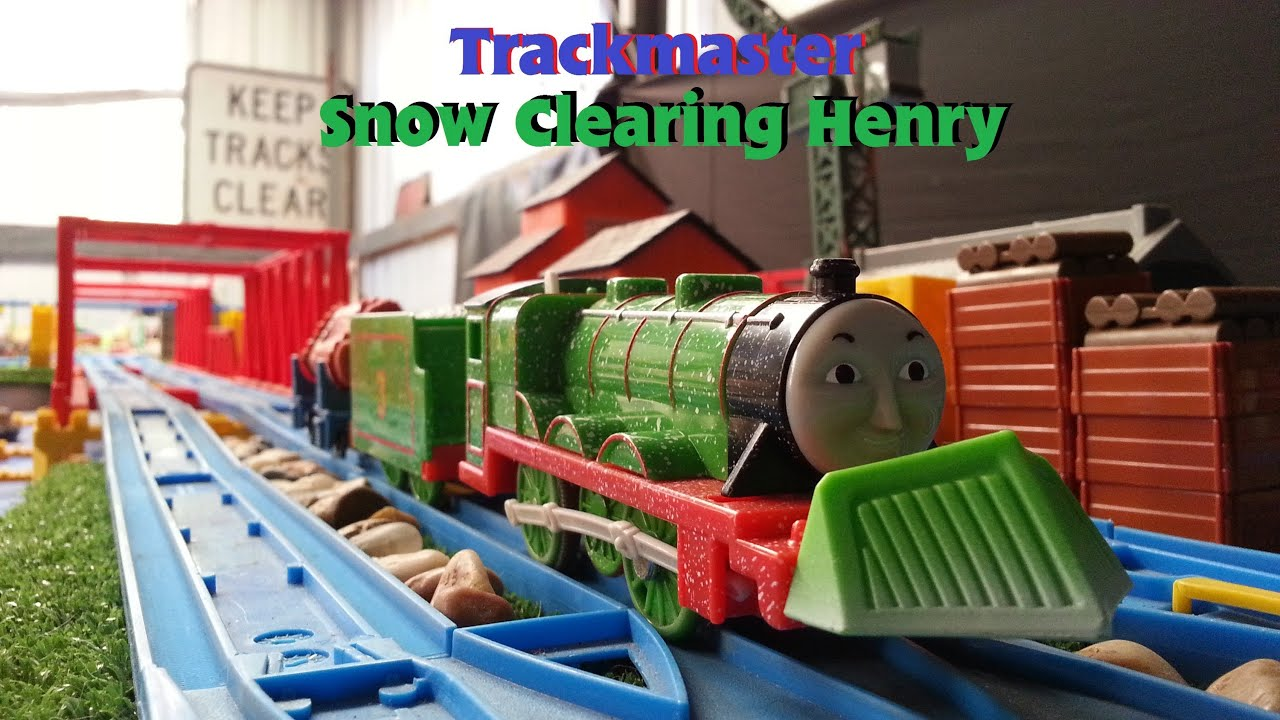 Thomas And Friends Trackmaster Henry