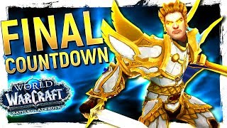 Legion Is OVER: End Of The Best Leveling Method, Future Of Leggos In BfA & The BEST Racial! WoW News