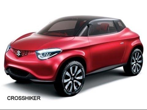 Maruti Suzuki Concept Cars 2016 2017