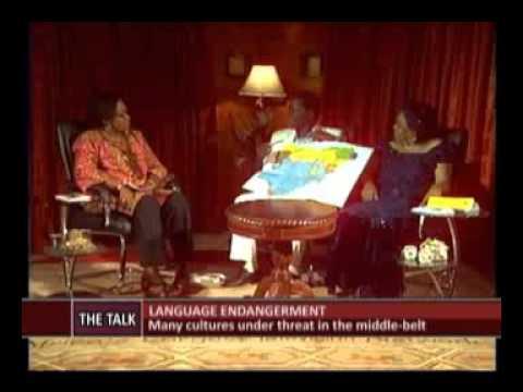 THE TALK ON ENDANGERED NIGERIAN LANGUAGES