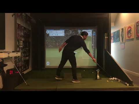 MY CHICAGO GOLF Indoor Simulator Technology