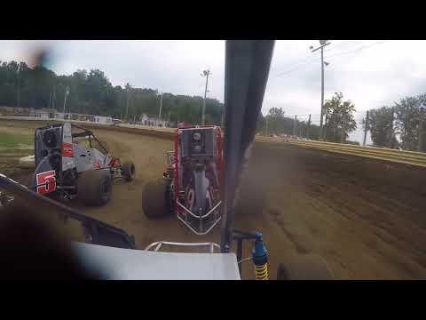 US 24 Speedway Senior Heat Race 8-26-2017