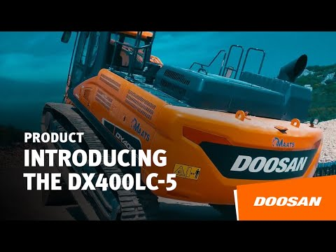 Introduction of DOOSAN DX400LC-5