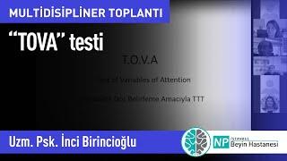 """""""TOVA"""" testi"""