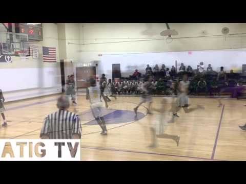 Carver Military Academy vs Epic Academy Game Highlights | Shot By ATIGtv