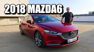 2018 Mazda6 Sedan (ENG) - Test Drive and Review