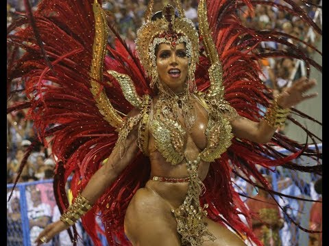 Best of 2018 Rio Carnival: Brazil World Biggest Party Celebrating Life Diversity Carnaval do Brasil