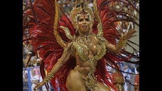 Best of 2018 Rio Carnival: Brazil World Biggest Party Celebrating Life Diversity Carnaval do Brasil