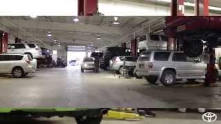 Huntington Toyota Scion - Service Center