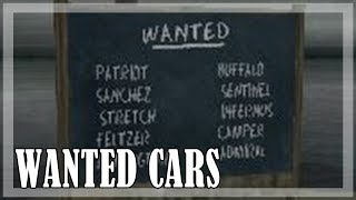 GTA San Andreas Collecting Cars From All Lists PC 1080p 60fps