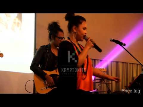 Price Tag - Top 40 Live Band Malaysia & Singapore - Kryptonite Entertainment