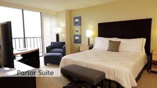 Pacific Palms Resort Parlor Suite