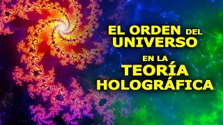 El Orden del Espacio-Tiempo en la Teoría Holográfica   Inés Urdaneta