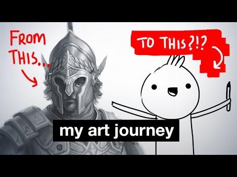 how-i-found-my-art-style