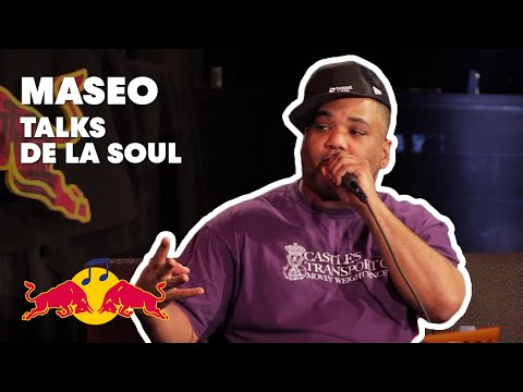 Maseo of De La Soul (Los Angeles 2012) | Red Bull Music Academy