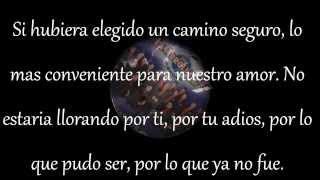 La Arrolladora Banda el Limon - El hubiera NO existe (letra...2013)