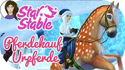 PFERDEKAUF: SCHÖNSTES URPFERD ★ STAR STABLE [SSO DEUTSCH] - Let´s Play