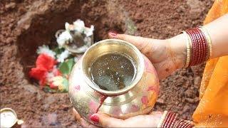 पूजा के बाद चौकी को कब हटाएं? कलश के चावल और नारियल को क्या करें?